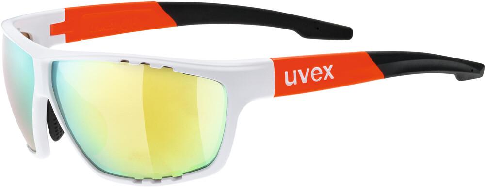 UVEX Sportstyle 706 - Lunettes cyclisme - orange/noir 2018 Lunettes YaKqsjbf4